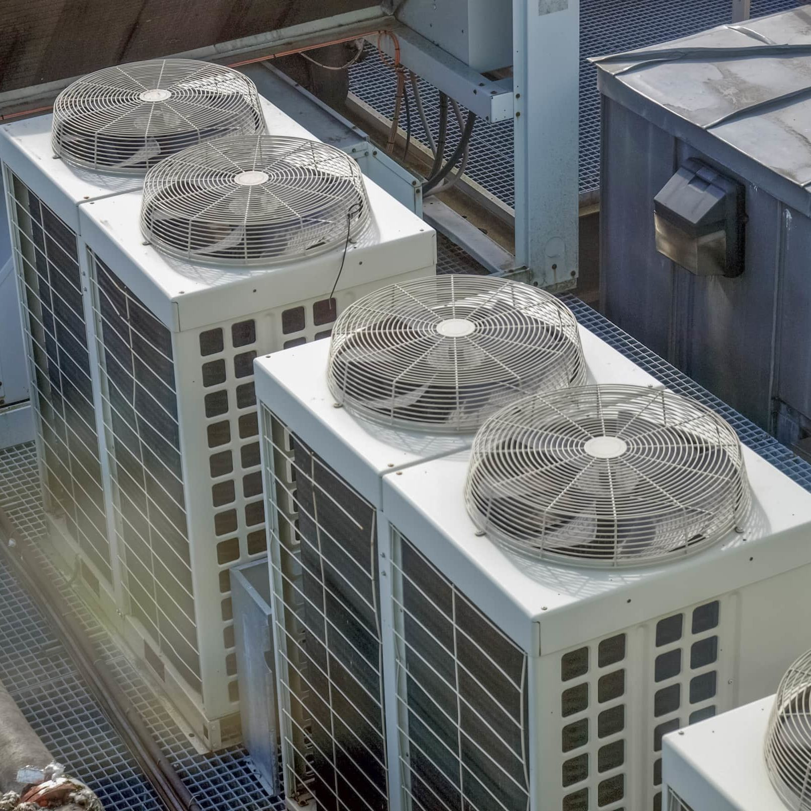 Commercial HVAC Units
